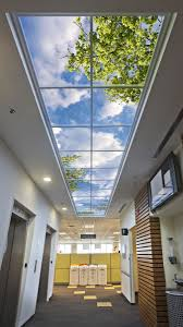 can an interior illusion improve well being of building occupants