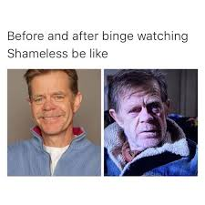 Shameless Meme - totally shameless pinterest tvs movie and movie tv