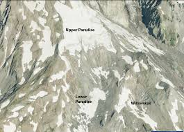 Paradise Massachusetts Map by Paradise Glacier Ice Caves Lost From A Glacier U0027s Perspective
