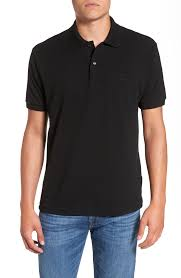 lacoste piqué polo with tonal croc nordstrom