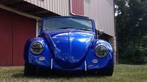 convertible volkswagen 2016 1967 volkswagen beetle convertible 1679 cc custom exhaust lot