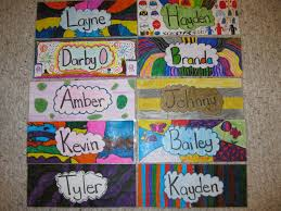 student name tags for desks terri s teaching treasures getting ready