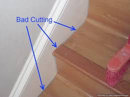 how to install laminate flooring on stairs with stair nose home