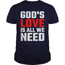 christian sweaters god s is all we need t shirts hoodies sweaters faith