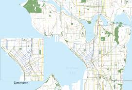 Madison Valley Seattle Map by Bike Master Plan Central Seattle And Downtown Seattle Bike Blog