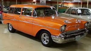 nomad car 1957 1957 chevrolet handyman wagon rod 400 v8 youtube