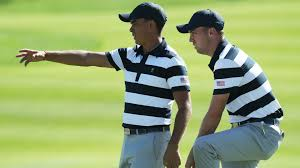 Teampoint Bad Fowler Knows How To Push Presidents Cup Partner Thomas