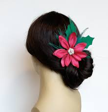 christmas hair accessories christmas hair accessories pin