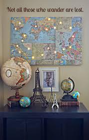 Ruby Map Diy World Map With Lights U003e U003e U003e New Hazel U0026 Ruby Maps Of The World