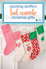 christmas stuffers easy last minute stuffers and christmas gifts my