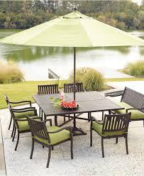 Patio Umbrella Tables Outdoor Restaurant Furniture Table Umbrella Charm Tables At