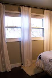 Cheap Window Curtains by Best 20 Flat Sheet Curtains Ideas On Pinterest Sheets To