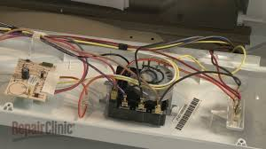 ge dryer timer replacement we4m365 youtube