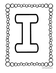 blank capital alphabet letter pages includes spanish letters by