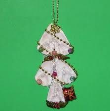 wholesale seashell tree ornaments