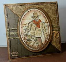 233 best cards western images on masculine cards