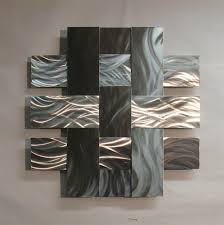 Home Decor Atlanta Contemporary Metal Sculptures Contemporary Metal Wall Art