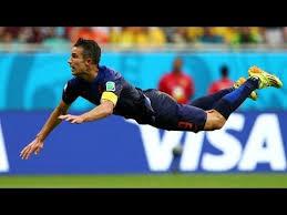 Van Persie Meme - robin van persie flying head goal most amazing goal ever