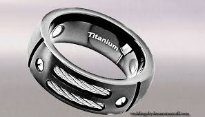 titanium mens wedding bands pros and cons the stylish titanium wedding bands pros and cons with regard to