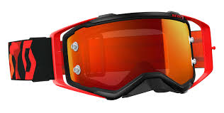motocross goggle first look scott prospect goggle motocross feature stories