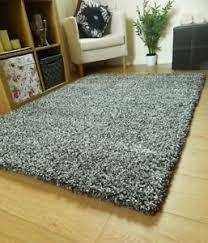 cheap rugs super soft cheap rugs grey thick plain shaggy rug carpet non shed