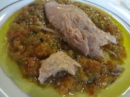 la cuisine juive tunisienne la boule restaurant tunisien 9e un petit tour à la
