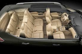 Nissan Rogue 2014 - 2015 nissan rogue suv interior carstuneup carstuneup