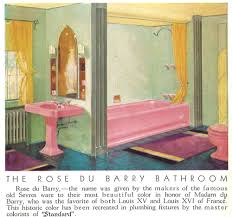 classy 50 retro pink bathroom ideas decorating inspiration of