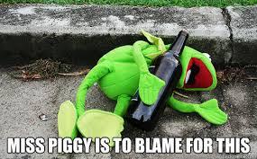 Funny Kermit Memes - drunk kermit memes quickmeme