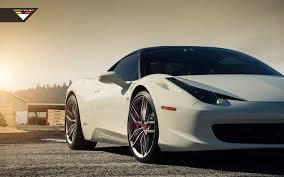 cars ferrari ferrari 458 italia vorsteiner v ff 105 wheels4 wallpaper hd car