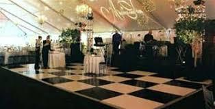white floor rental floor arizona party rental sw events and rentals inc
