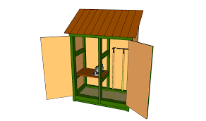 Free Wood Shed Plans by Slm Free Firewood Shed Designs