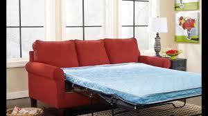 ashley furniture sofa bed youtube