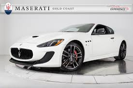 maserati chrome gold used white 2015 maserati gt mc centennial edition for sale gold