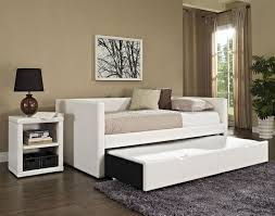 White Daybed With Pop Up Trundle 29 Best Furniture Images On Pinterest Bedrooms Trundle Beds And