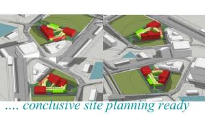 architectural site plan architectural study site context planning