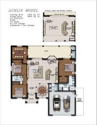 ashlin model floor plan lauren homes
