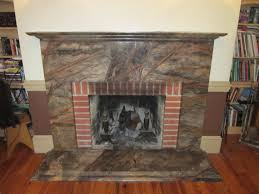 nice design granite fireplace surround facing kits fireplace ideas