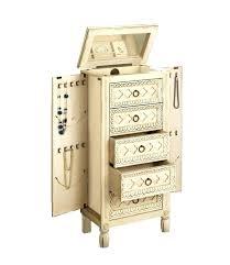 western jewelry armoire jewelry box jcpenney full size of floor mirror jewelry jewelry box