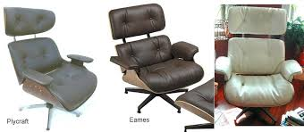 Plycraft Eames Chair 670 Reproductions Knockoffs