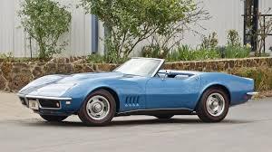 1968 chevrolet corvette l88 convertible s188 indy 2012