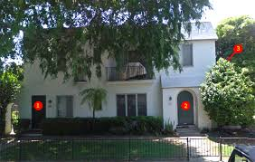 marilyn monroe house address wrong door raid the celebrity scandal that irked sinatra made a