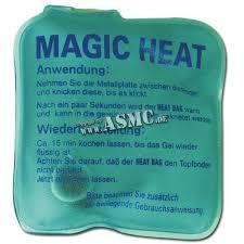 si e chauffant coussin chauffant magic heat lot de deux chaufferettes à