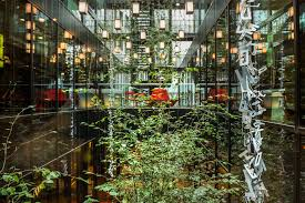 the secret garden of citizenm bankside london objekt international