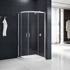 900mm Shower Door Merlyn Mbox 2 Door Quadrant Shower Enclosure 900 X 900mm Mb2q900
