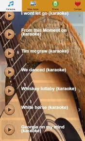 Country Music Karaoke Free | country music karaoke free for android apk download
