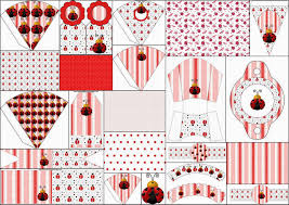 ladybugs free party printables images and backgrounds is it