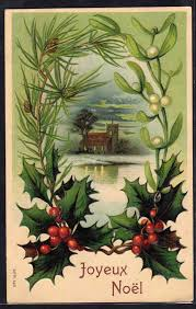503 christmas victorian edwardian cards illustrations