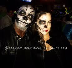 cool couples halloween costume ideas last minute skeleton couple costume idea couple costume ideas