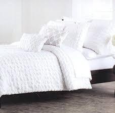 Best 25 Pottery Barn Duvet Textured Duvet Cover Idearamaco Within White Textured Duvet Cover